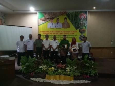Kabid Pemberdayaan Koperasi dan UKM Menjadi Narasumber di Batang Hari Jambi